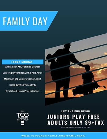 Image of the Family Day brochure